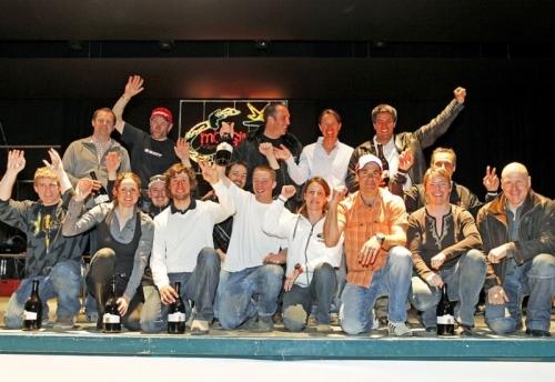 Fete des champions 2010 Defago Cuche Cretier Berthod Besse et les autres